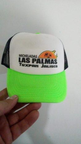 Gorra Personalizada de Malla