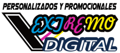 Personalizados y Promocionales Extremo Digital