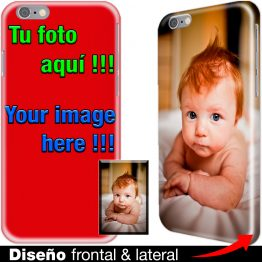 Iphone 6 PLUS Carcasa Personalizada