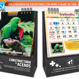 Calendario de Escritorio «Mundo Animal» Evn Mod 003
