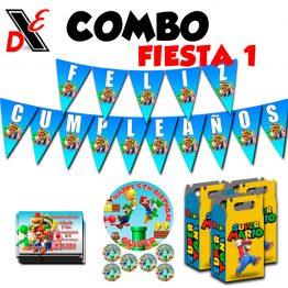 Combo Fiesta 1